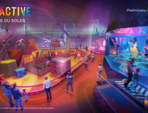 Cirque du Soleil launches CREACTIVE Family Entertainment Centres