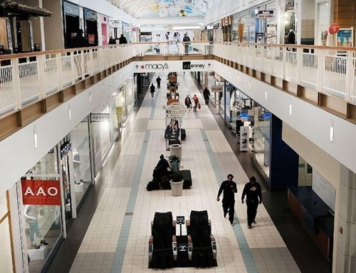 New Experiences Aren't Helping As Malls See Continued Store Closures